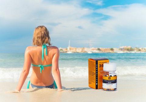 Protege tu piel del sol con Heliocare 360 cápsulas