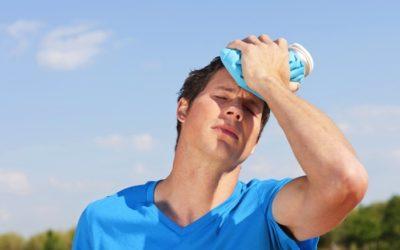 Consejos para prevenir un golpe de calor