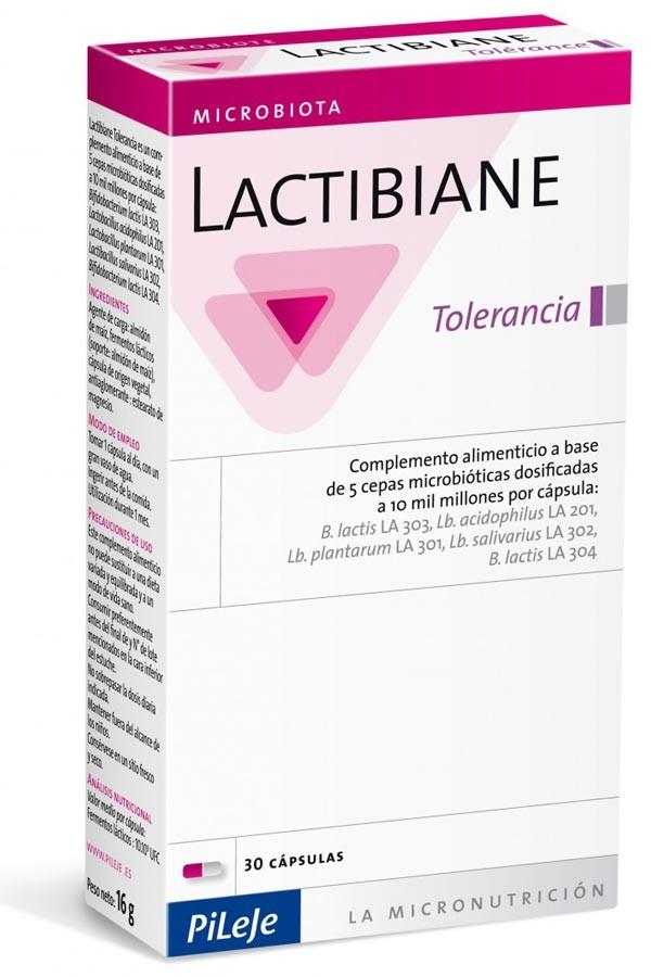 lactibiane tolerance capsulas