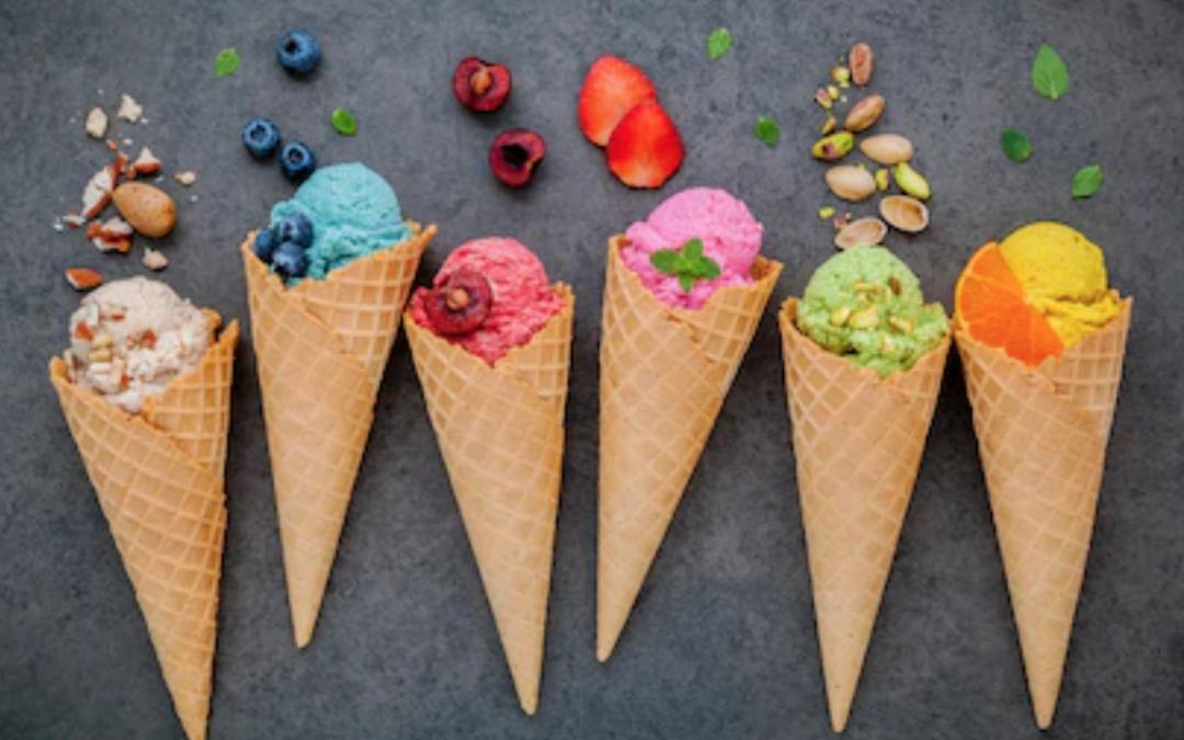 Combate el calor con unas deliciosas recetas de helados caseros