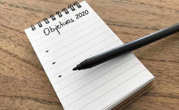 ¿Ya has hecho tu lista de propósitos saludables para el nuevo año?